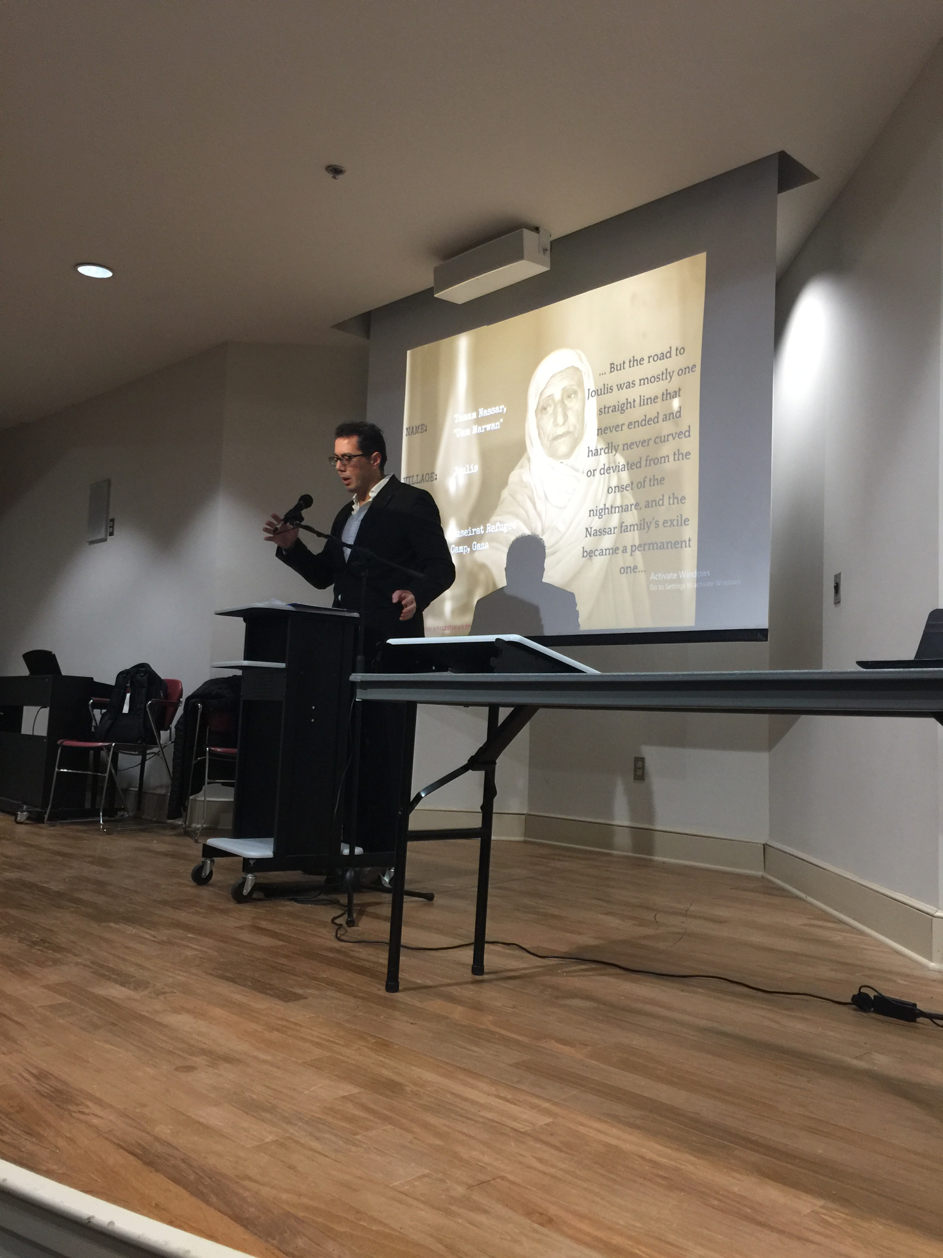 Photo of Writer Ramzy Baroud brings Palestinian voices to Atlanta community