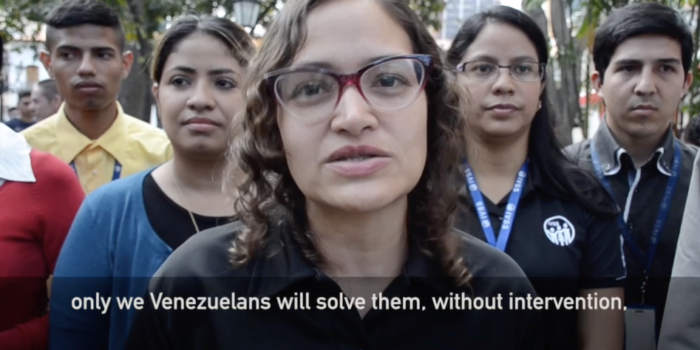 The Real Venezuela: 'Ready For The Call To Defend Our
