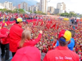 President Nicolás Maduro at a rally in support of the Bolivarian Revolution on Feb. 2, 2019. Photo: Prensa Presidencial