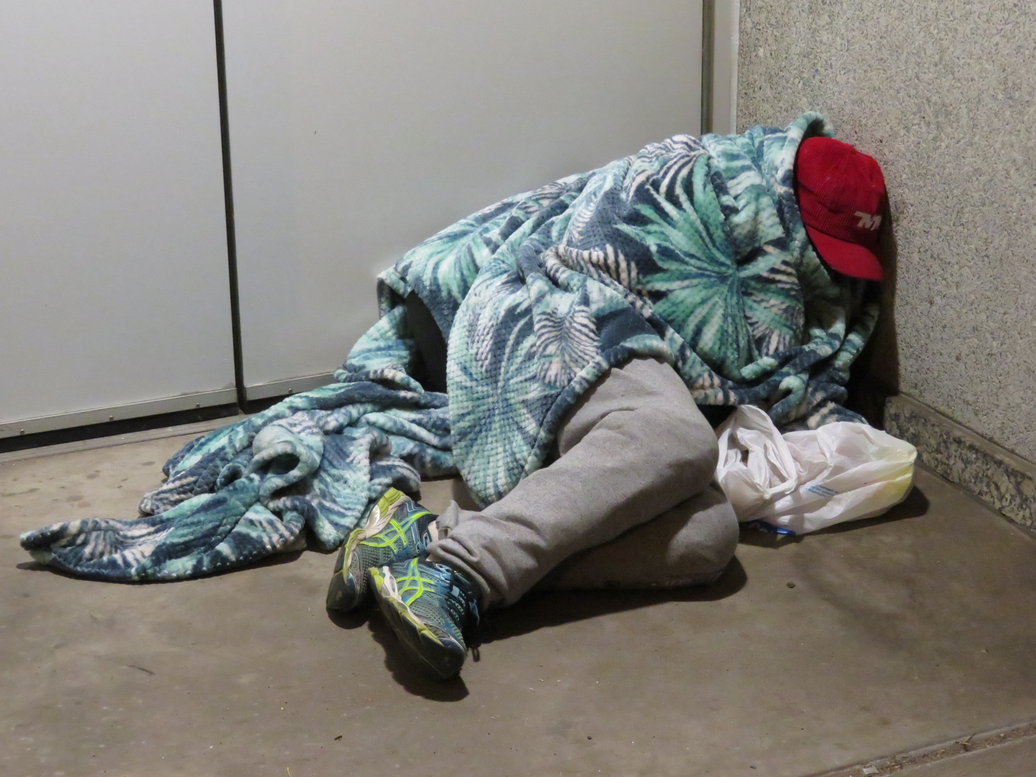 Colorado Springs unveils anti-homeless 'homelessness initiative'