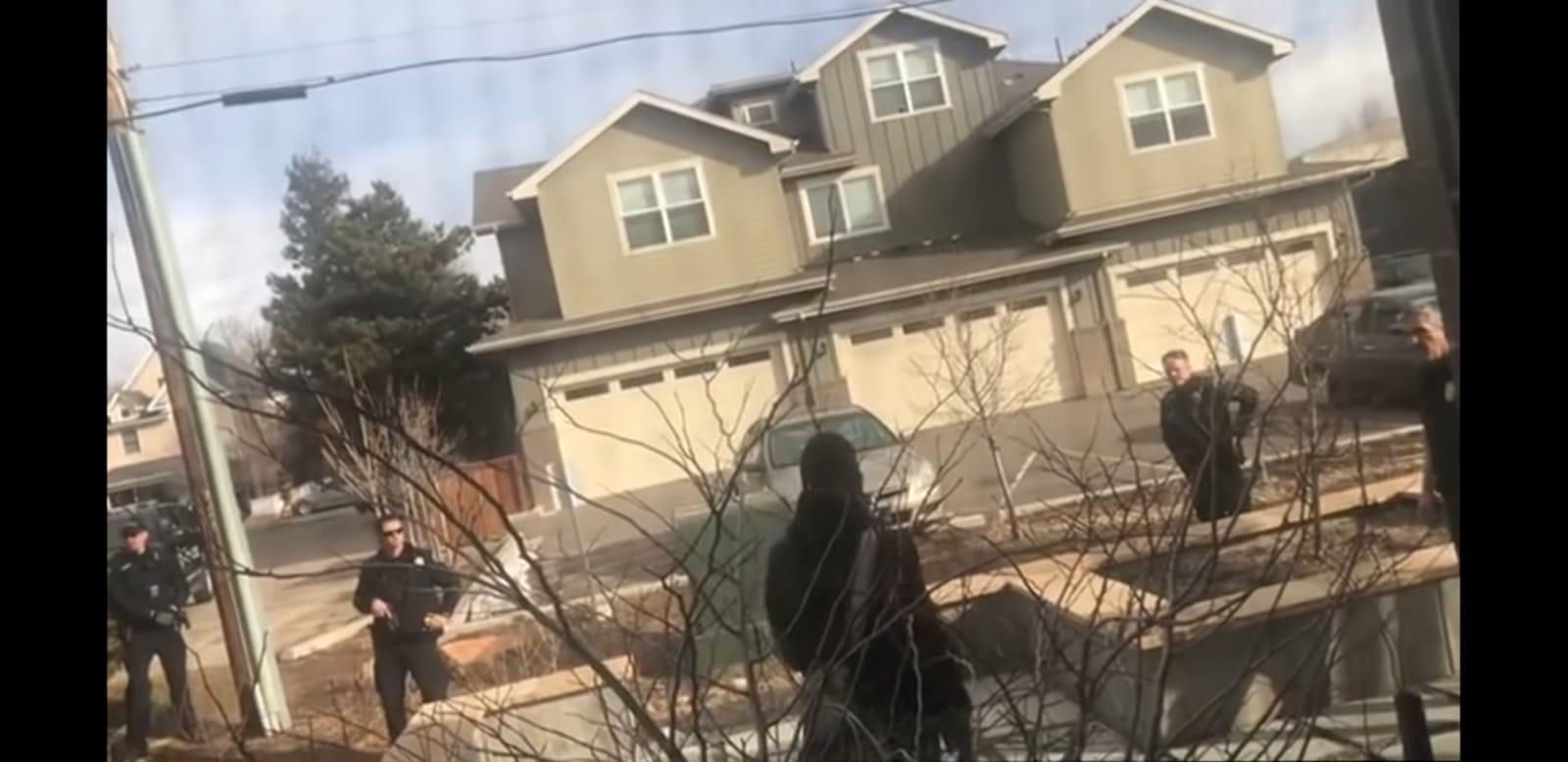Boulder police detain Black man for doing yard work, community fights back