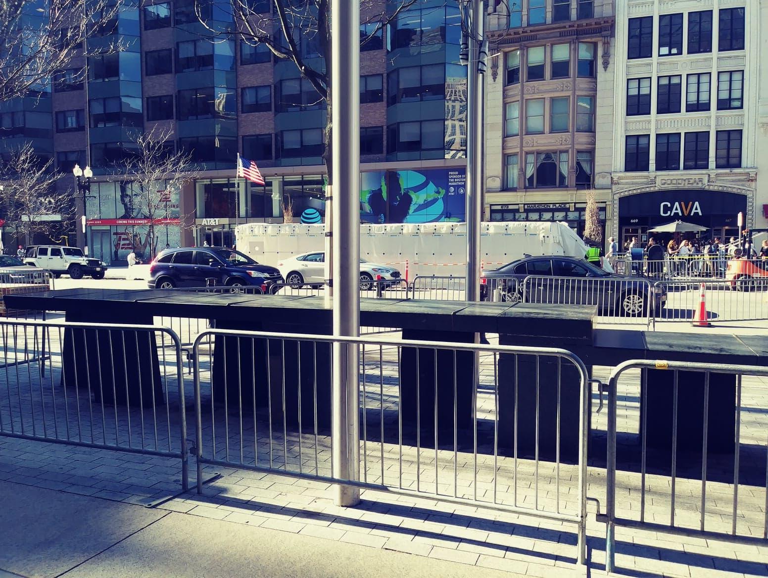Photo of Police, Boston Marathon put people experiencing homelessness on the run