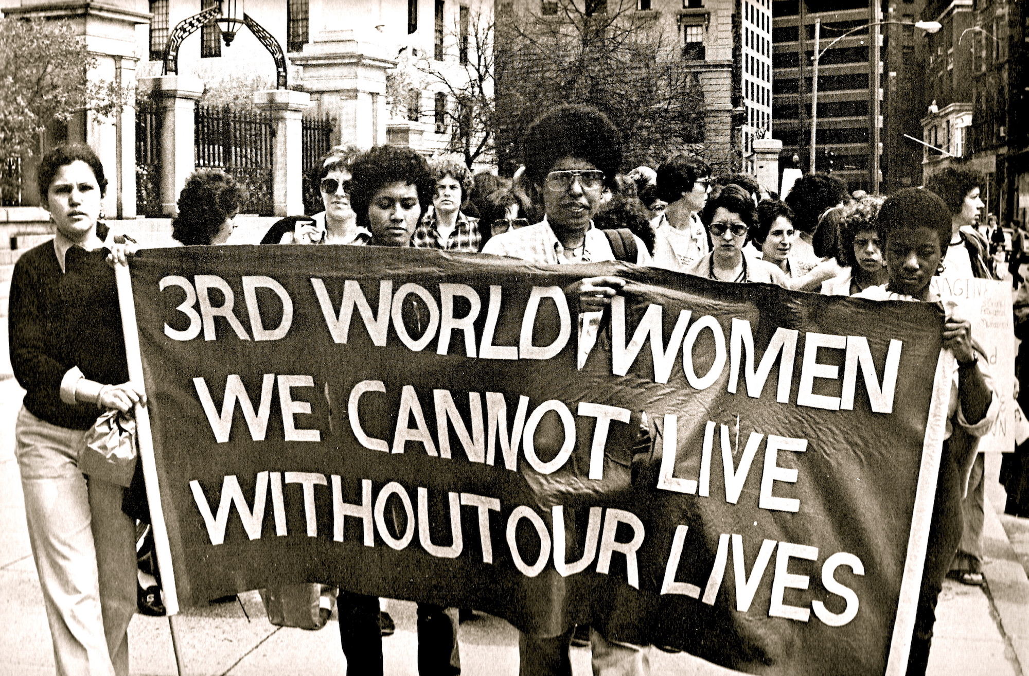 Violence against Black women: learning from Black socialist feminists