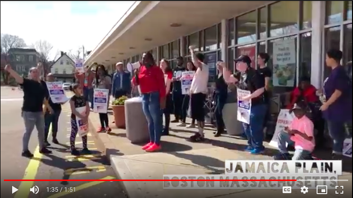 Photo of VIDEO: Stop & Shop strike day two and three: Voices from the picket line