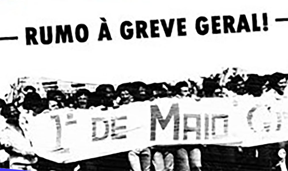 General strike planned in Brazil: 'Let's build a May 1 of struggle and resistance'