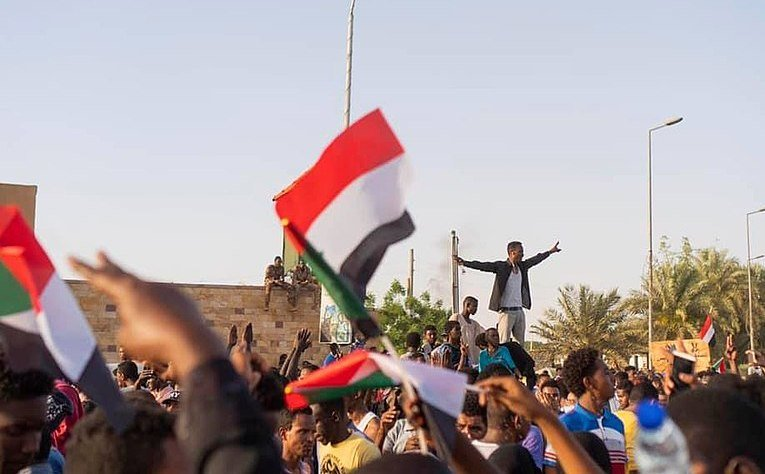 Victory to the people of Sudan! Protests continue to deepen the revolution