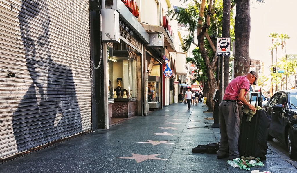 The struggle is in the streets: LA's ruling class attacks the houseless