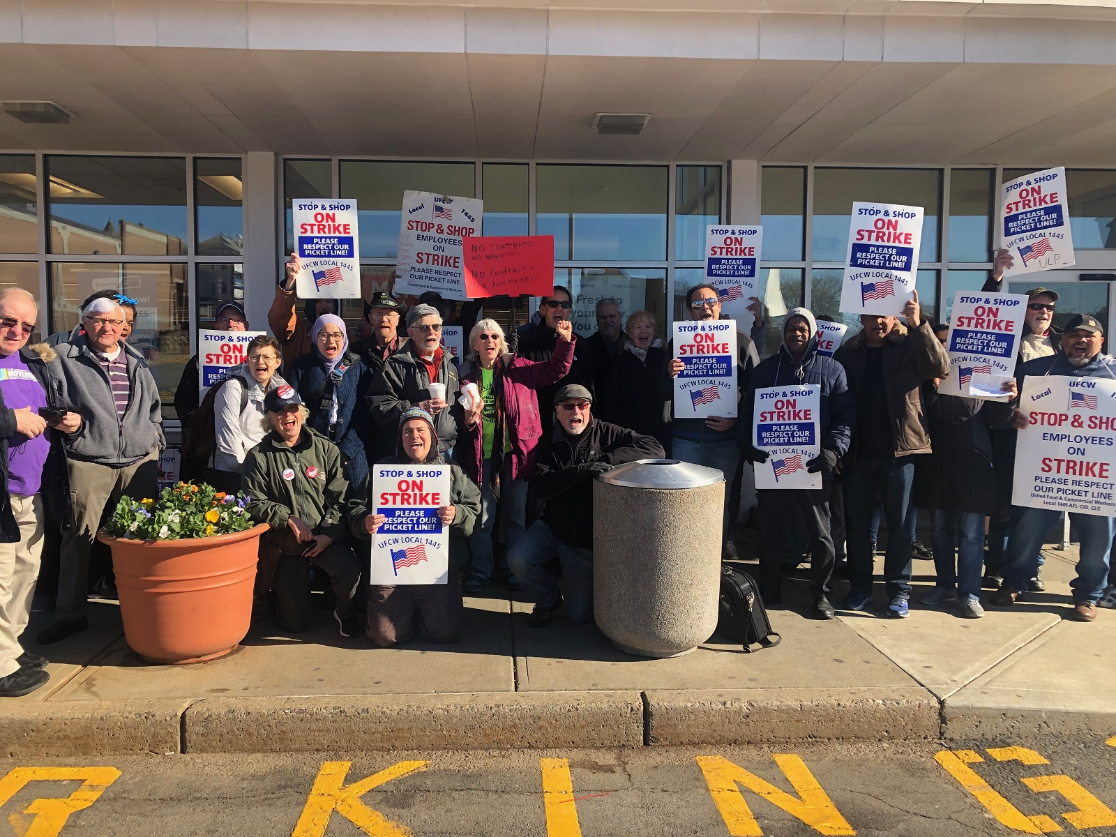 Photo of Stop & Shop strike: 'We stuck to our guns'