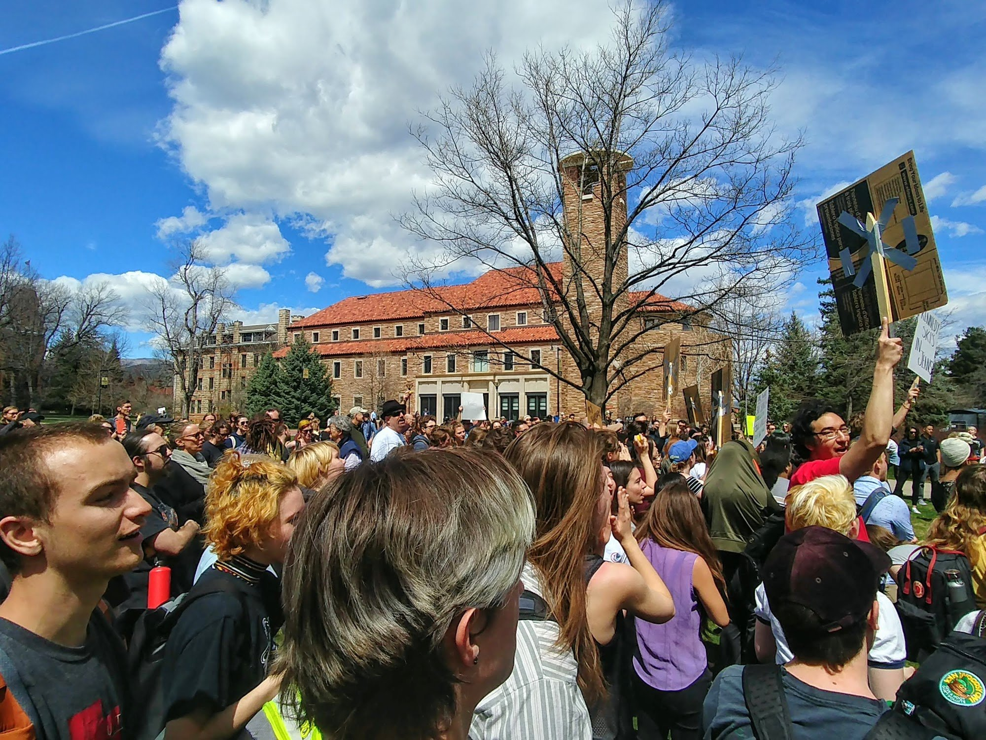 Regents ignore student and faculty protests, select far-right Kennedy as CU President