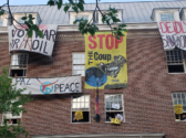 Attempts to seize the Embassy have been halted by the combination of stalwart disciplined activists who held their ground and a legal strategy that defined and asserted their rights.