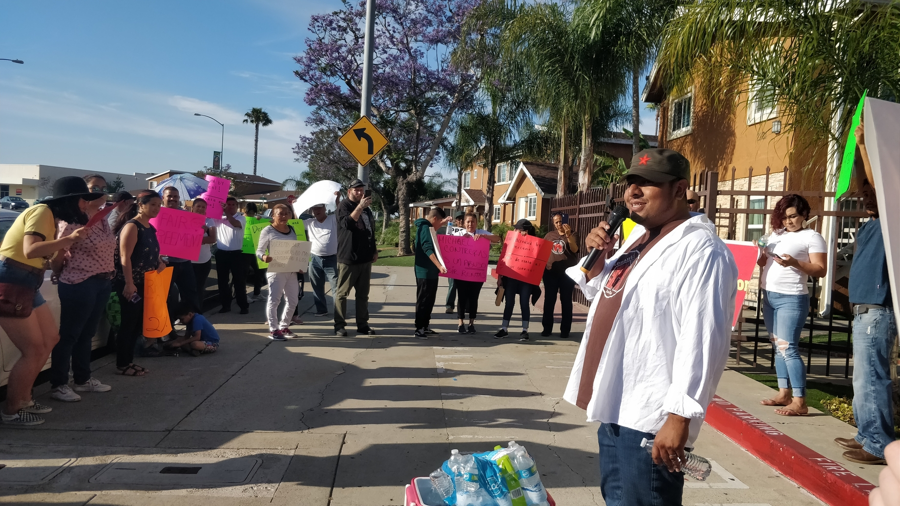 Photo of San Diego Tenants Union calls for rent strike in Linda Vista