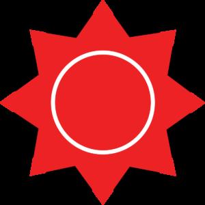 Emblema del Partido Comunista de Sudán