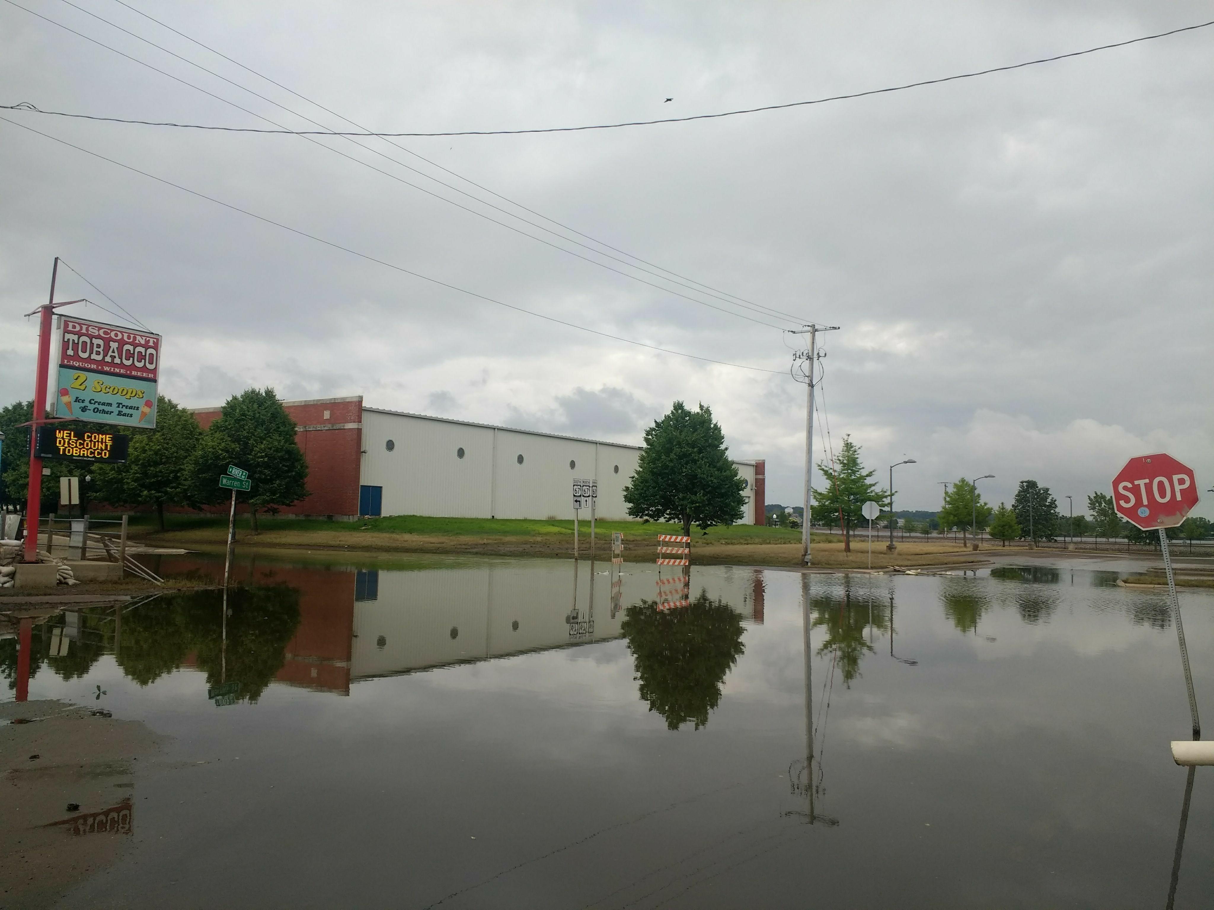 Midwest floods: eyewitness Davenport, Iowa | Liberation News