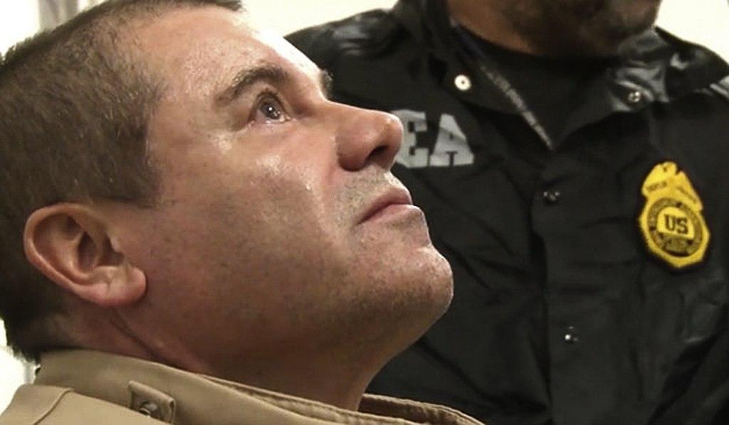 Photo of 'El Chapo' Guzman gets life — U.S. drug bankers walk free