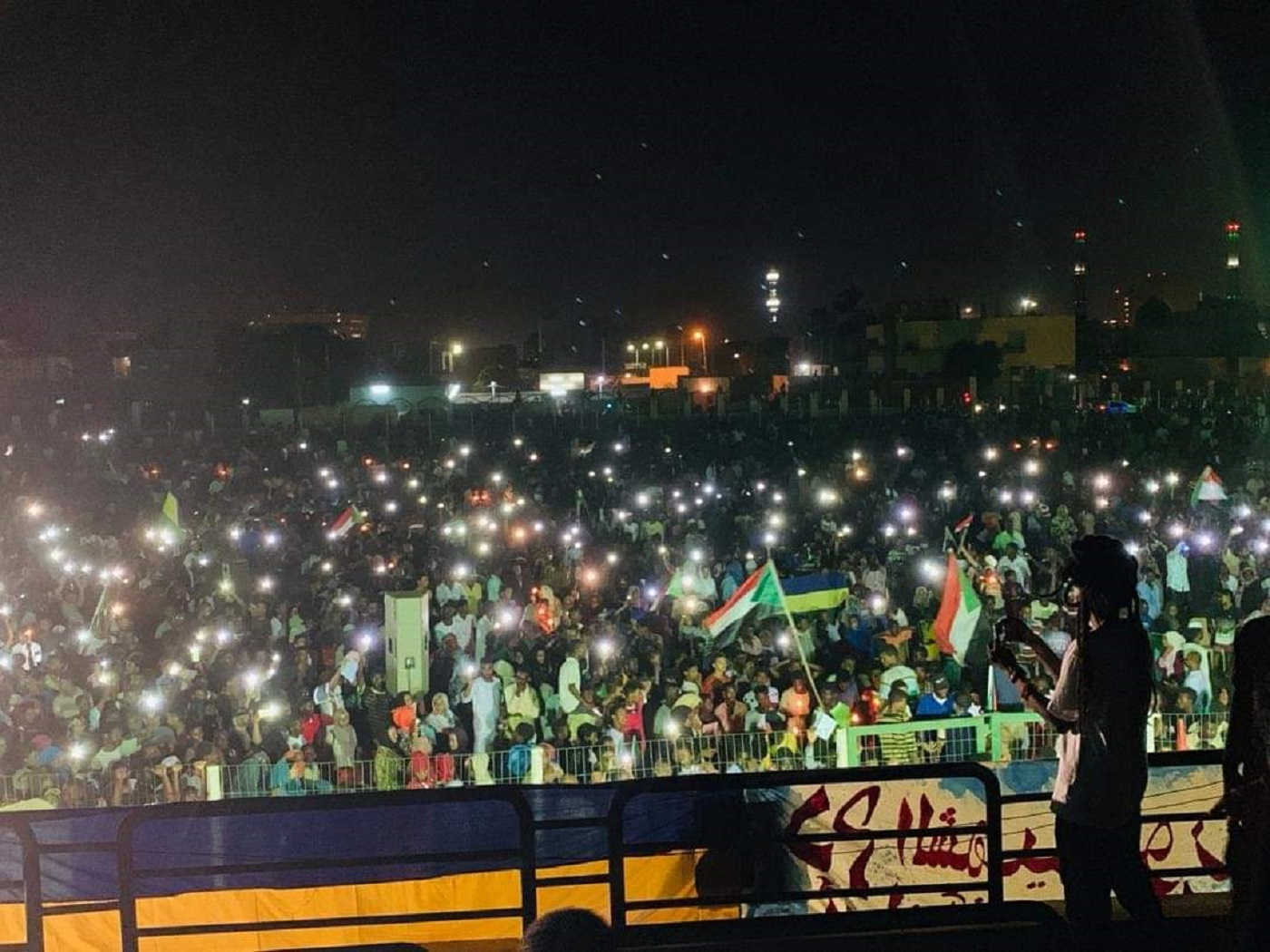 Photo of Struggle in Sudan: A revolution, not a 'crisis'