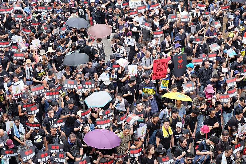 Extradition bill is dead, so why are Hong Kong protests continuing?