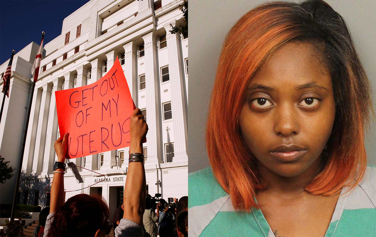 Photo of Miscarriage criminalized: racist charges against Marshae Jones
