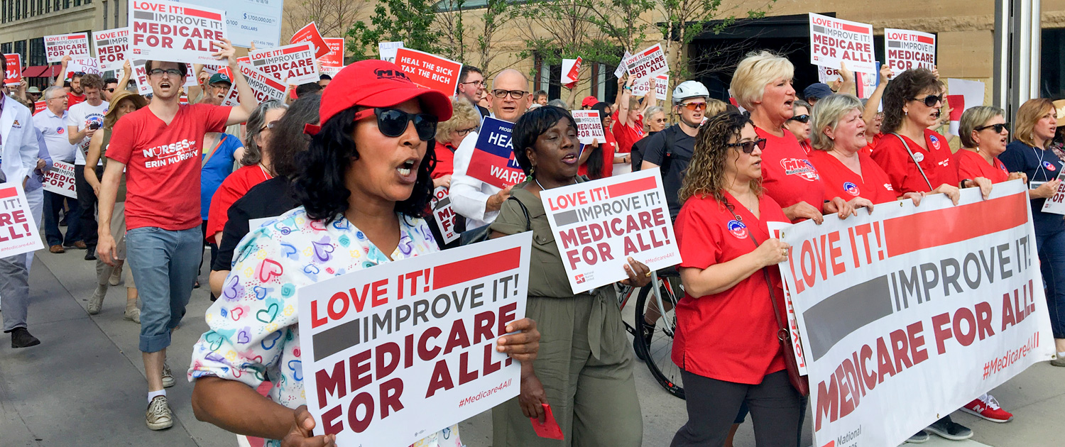 Photo of Medicare for all means radical change, not just reforms