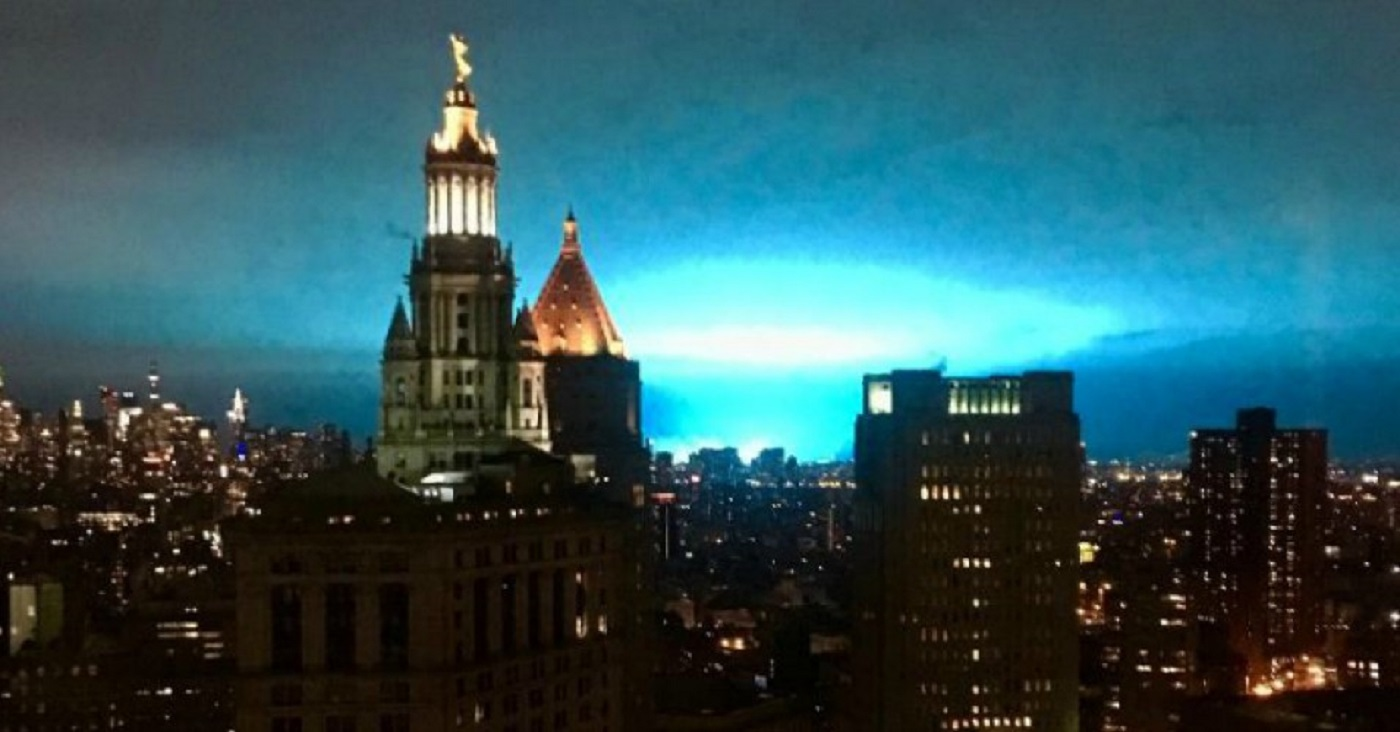 Photo of NYC power outage reveals a profit-hungry and racist system