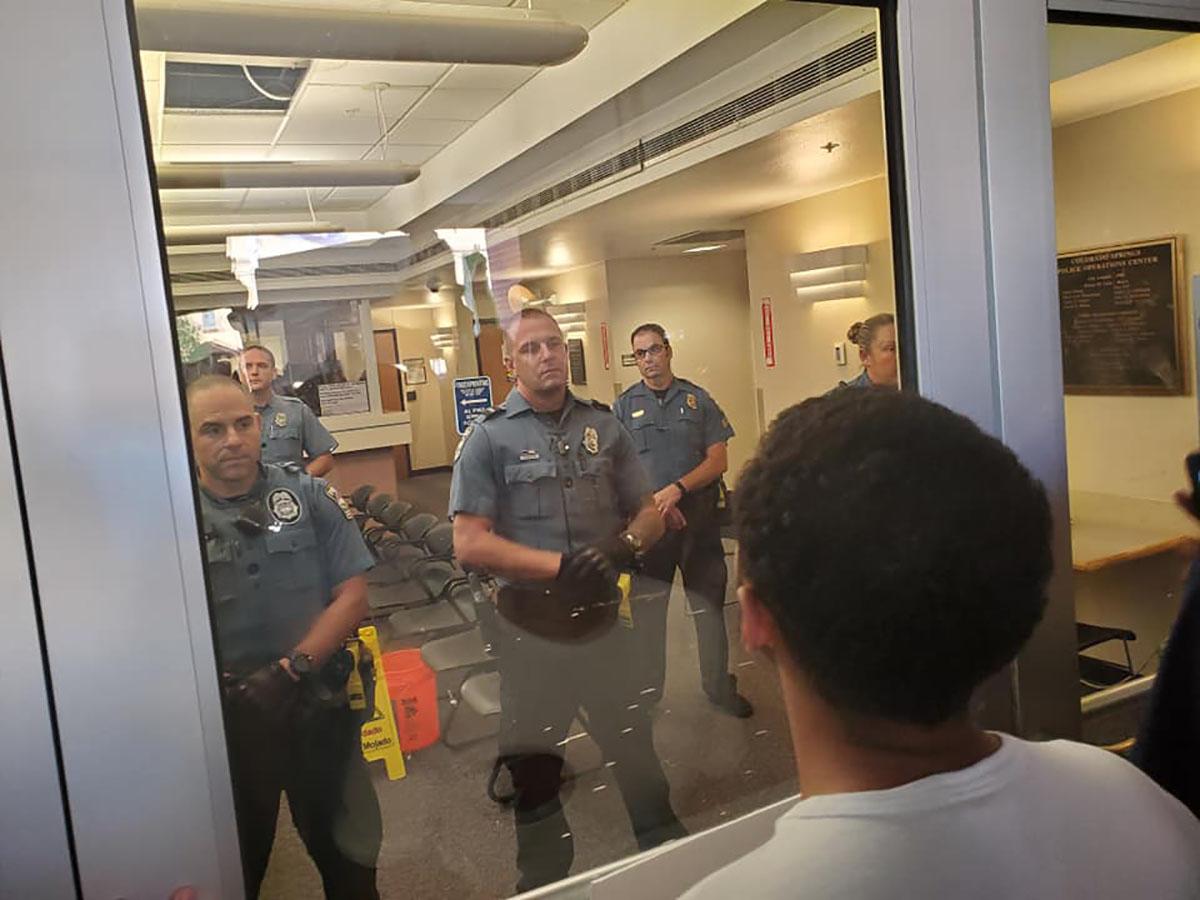 Shot in the back: Colorado Springs police kill De'Von Bailey, community fights cover-up