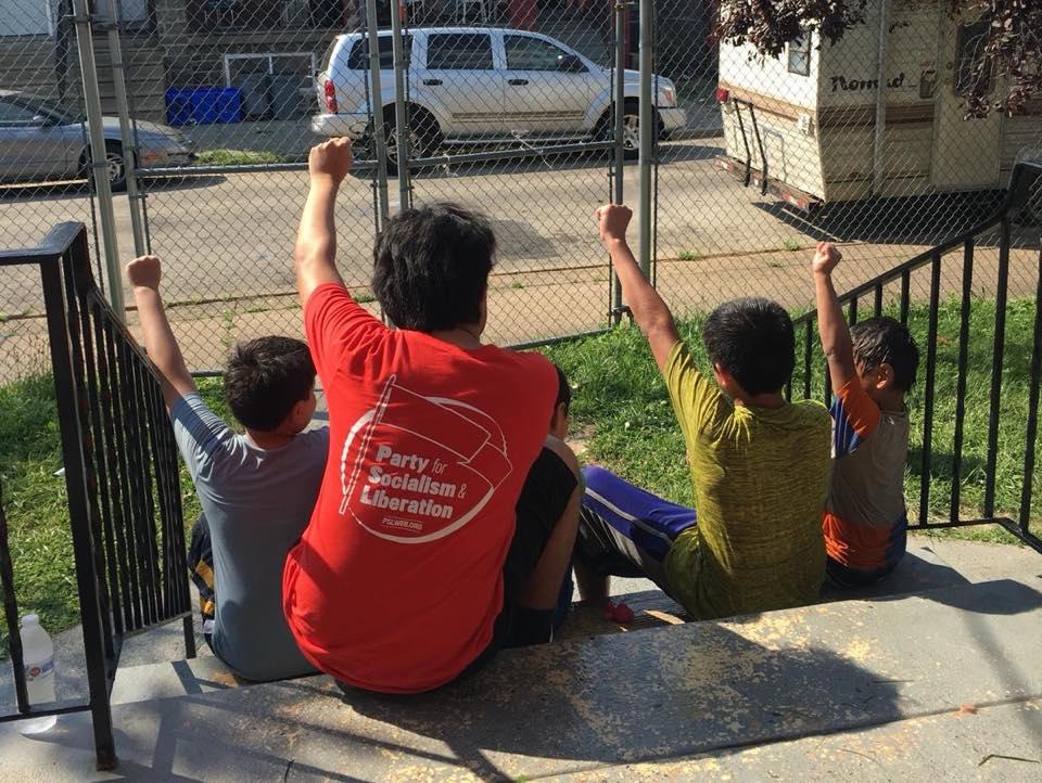 Escuelita Óscar Romero in Philadelphia builds unity in the face of anti-immigrant terror