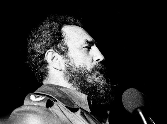 Photo of Fidel Castro's prescient warning on climate change