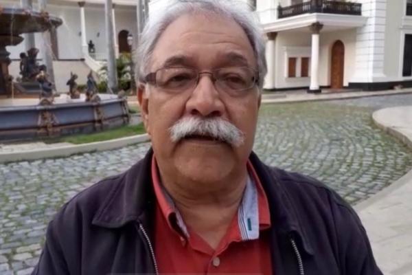 El ingeniero venezolano Rafael Argotti