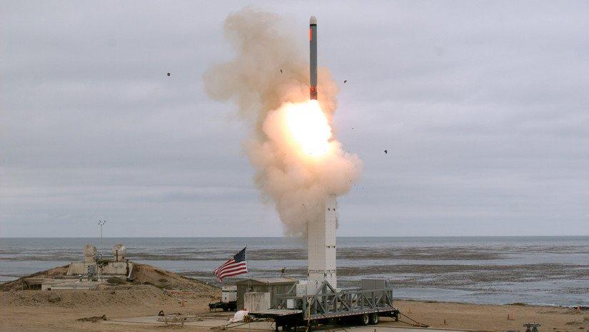 Photo of EE.UU conduce prueba de misil crucero de lanzamiento terrestre