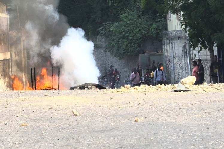 Haiti: Fuel shortages and price hikes spark new demonstrations
