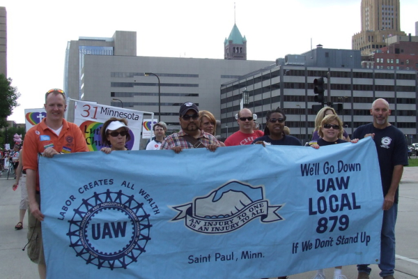 Photo: MN AFL-CIO