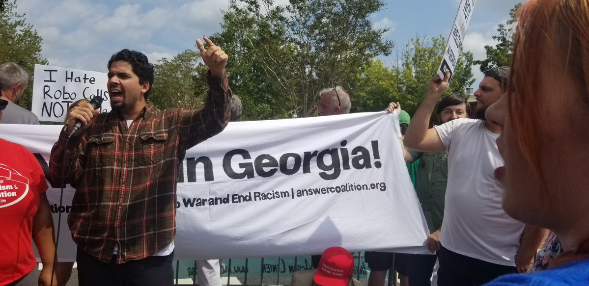 Photo of Rural north Georgia stands up to Nazis