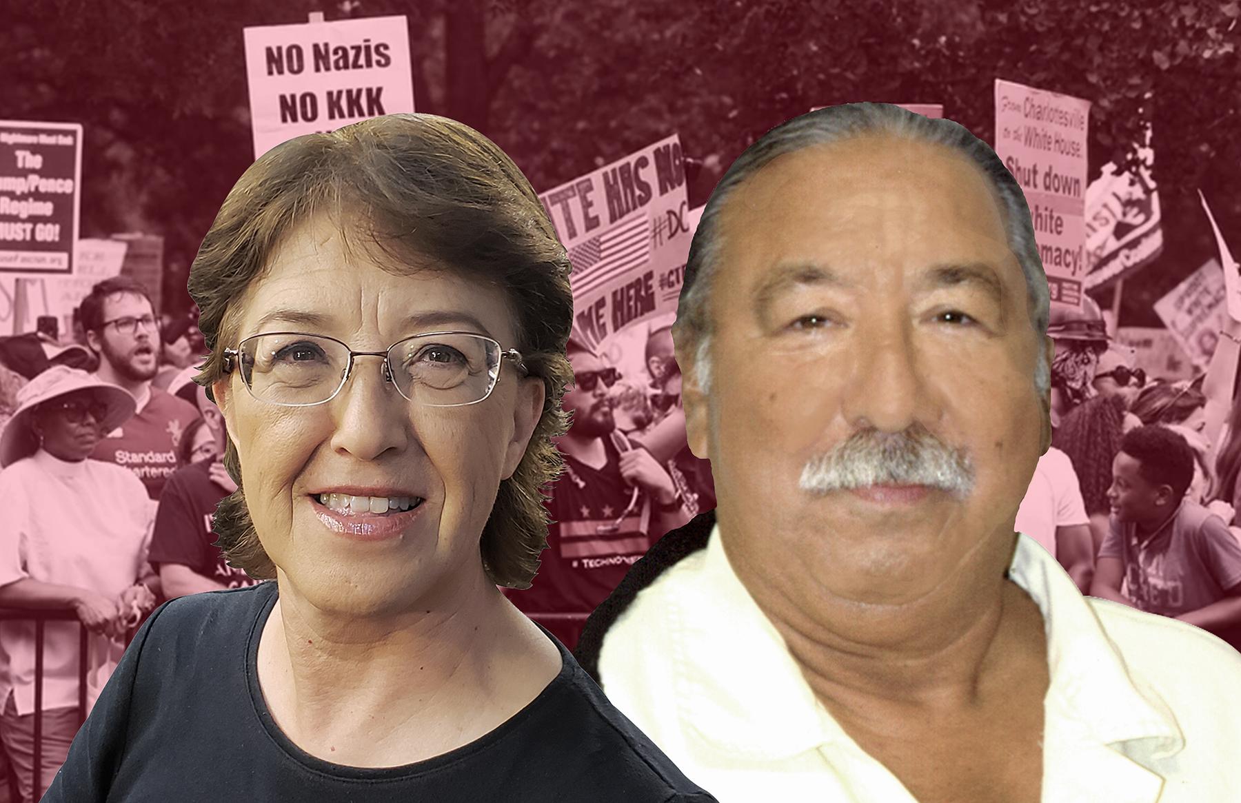 Photo of Campaña presidencial 2020 lanzada: Candidatos socialistas Gloria La Riva y Leonard Peltier