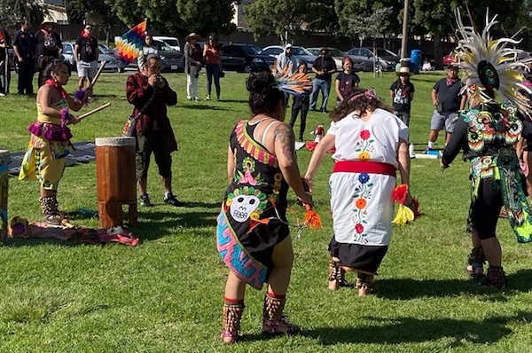 Ceremonial music and dance