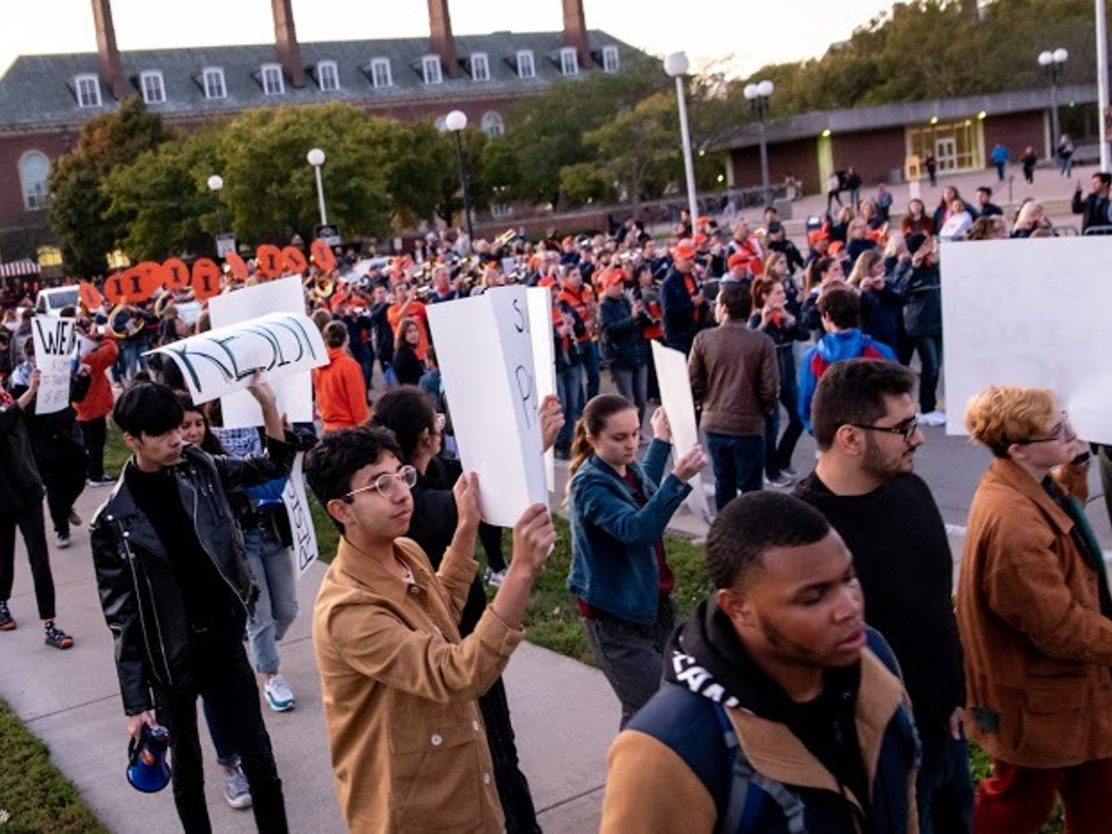 University of Illinois leadership attacks solidarity with Palestine