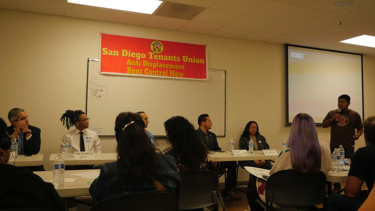 Photo of Interview: San Diego Tenants Union leads local housing struggle