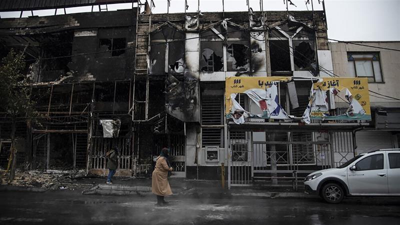 U.S. sanctions bear fruit in Iran