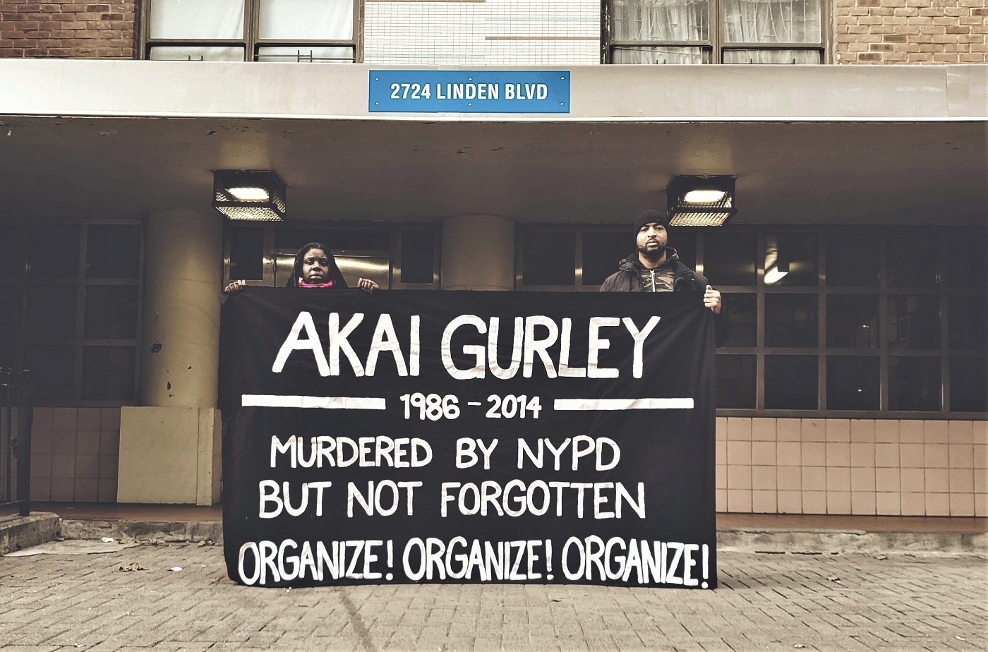 Photo of Akai Gurley honored 5 years later: Rest in power!