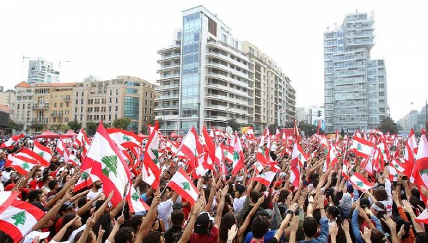 Photo of Lebanon's mass outpouring against austerity and sectarianism: Where will it go?