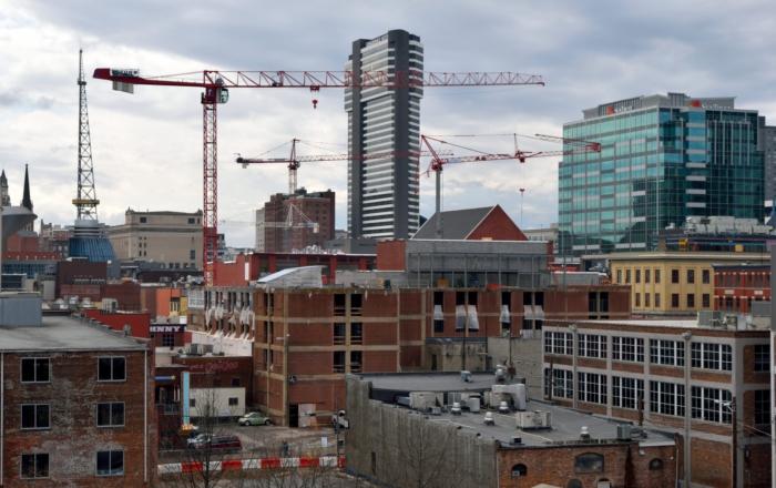 Housing construction in Nashville. Photo: Paul Brennan, CCO public domain.