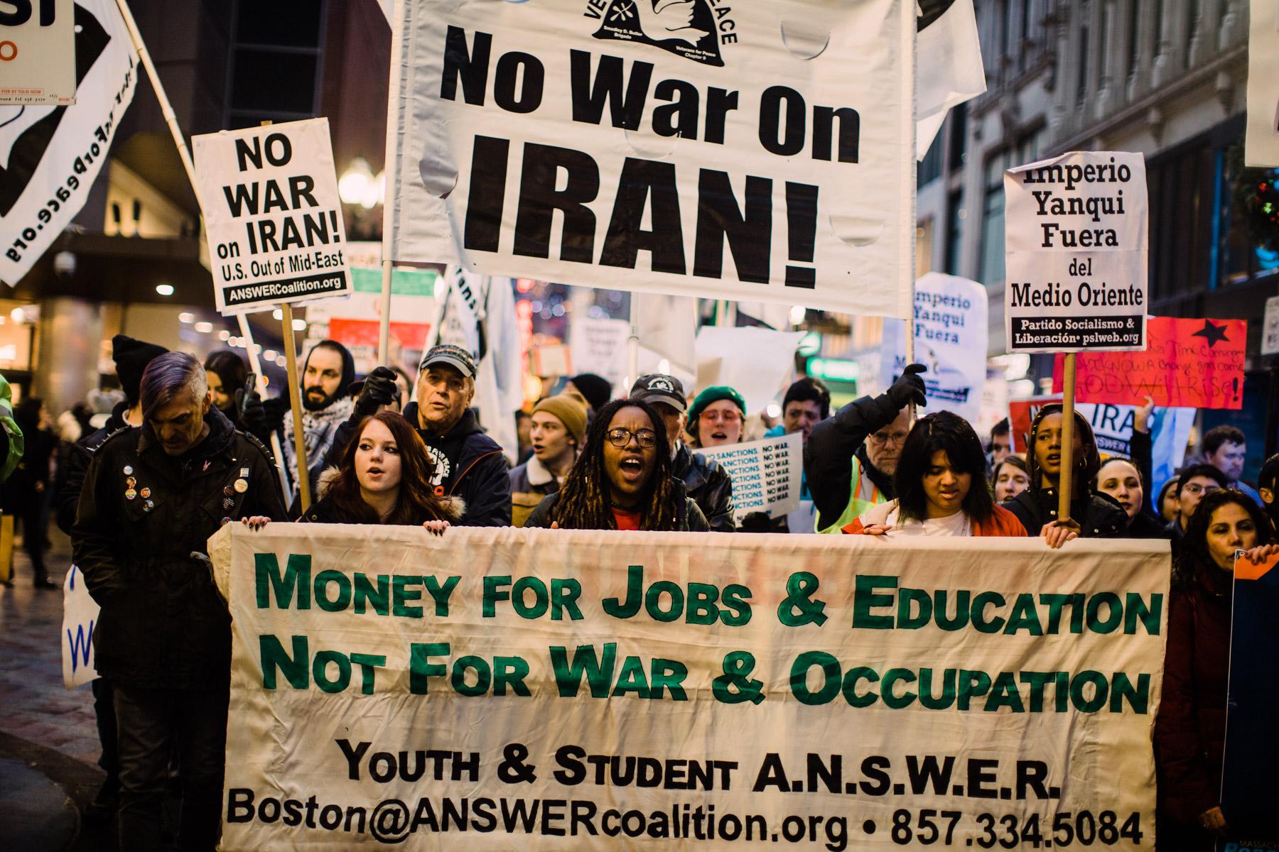 Photo of Pompeo's Iran/al-Qaeda delusion