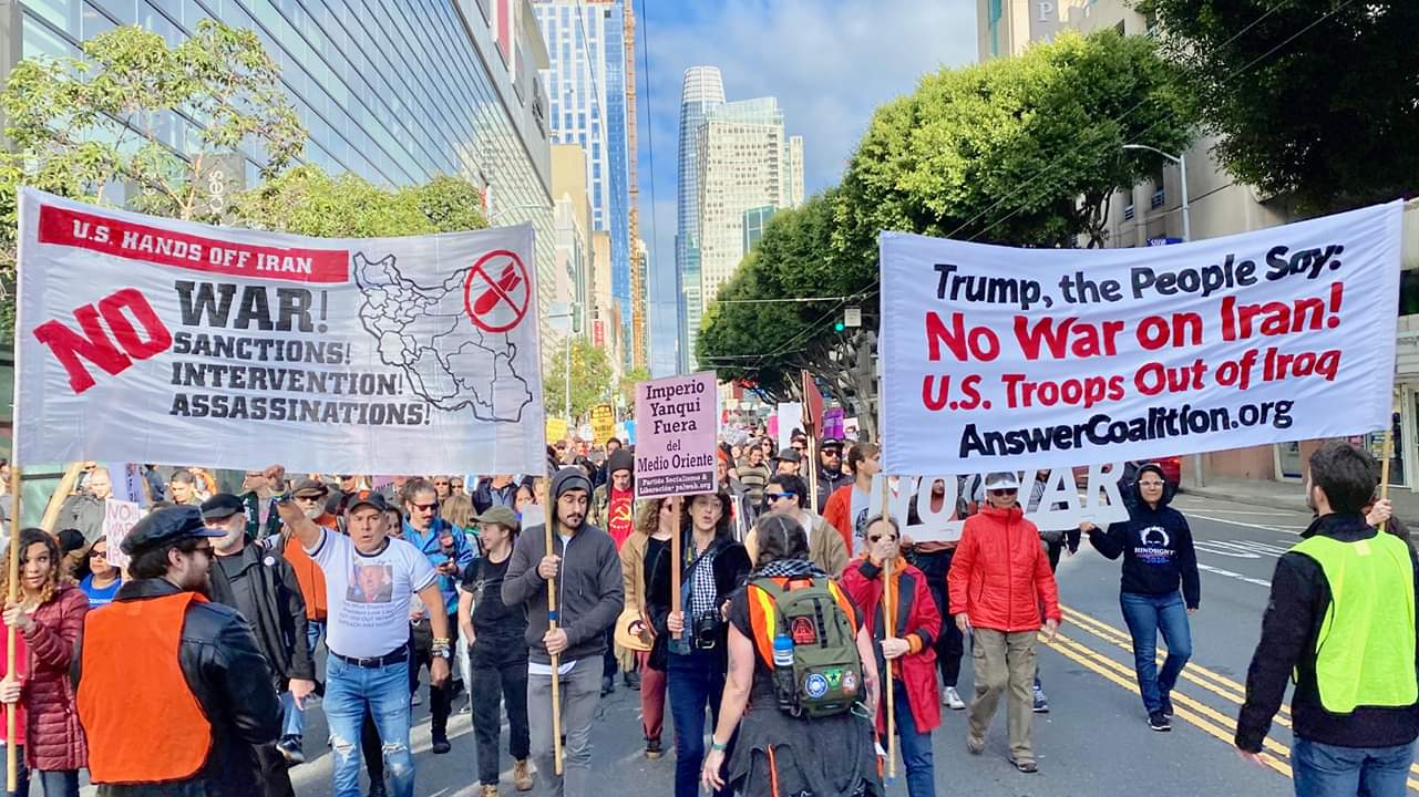 Photo of Californians mobilize to resist Trump's drive to war vs. Iran