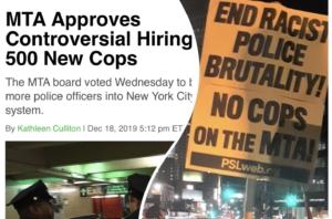 Izquierda, captura de pantalla de NY Patch. Derecha, foto de Liberación