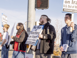 Jan. 25, Pasco Washington. Liberation photo.