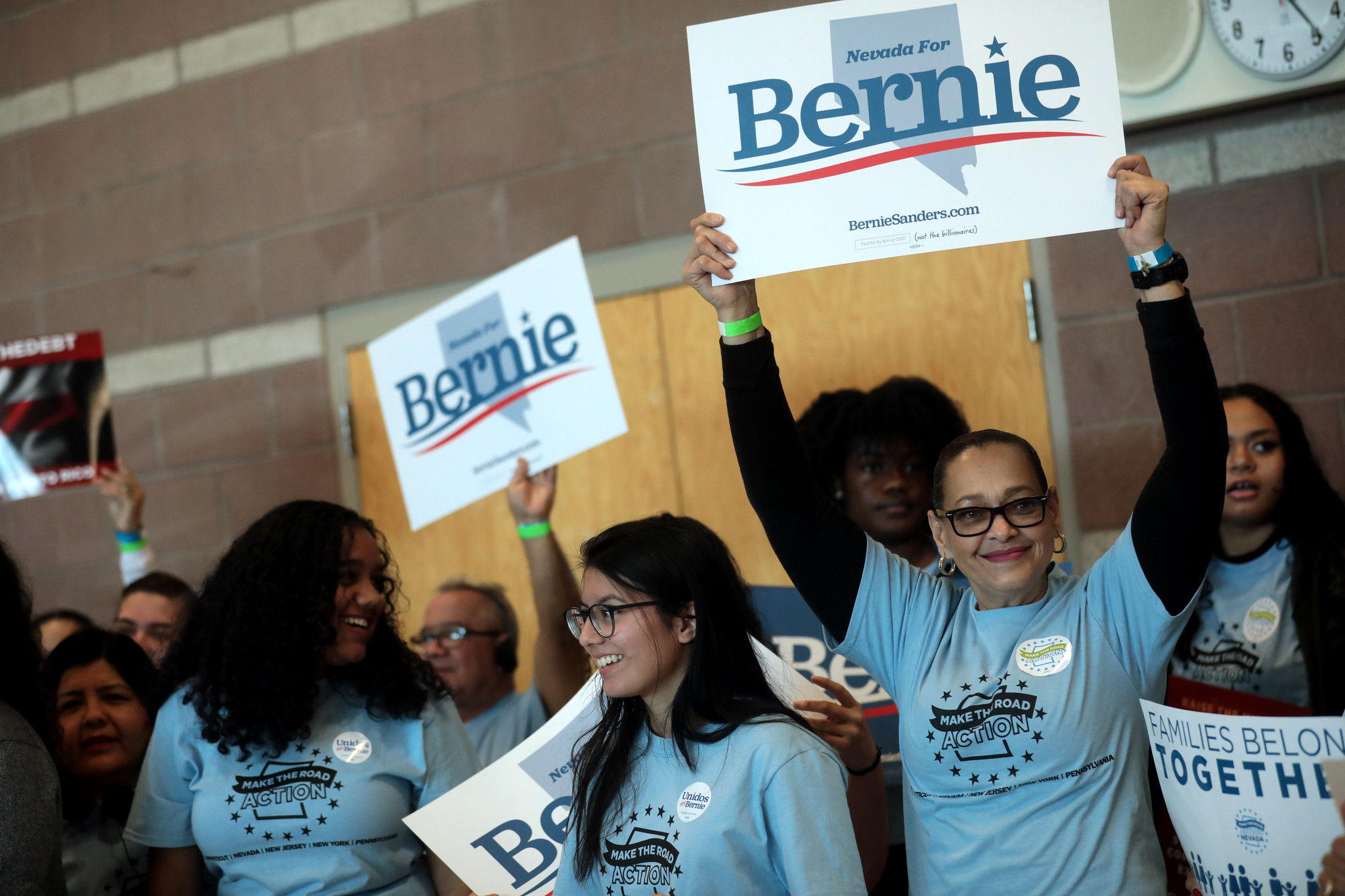 Multinational working class gives Sanders big Nevada win: Billionaires not amused