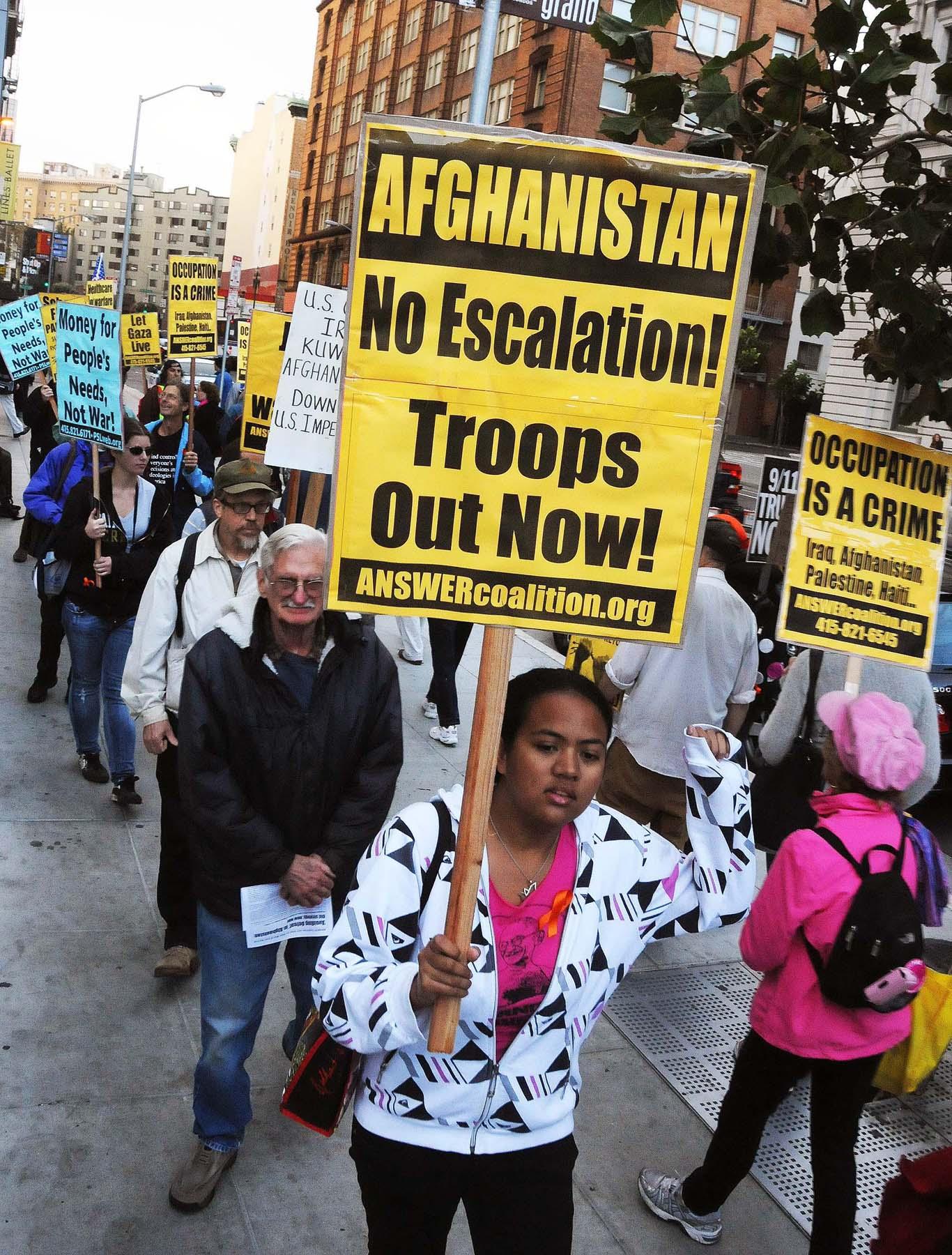 Photo of Papeles de Afganistán: Oficiales de EE.UU. actuaron como jefes coloniales