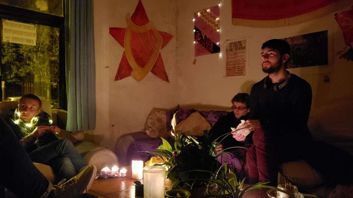Photo of The Connolly Youth Movement and the struggle to reclaim urban housing