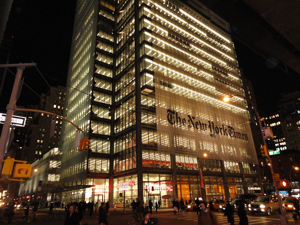 Photo of How to yellow-cake a tragedy: The NY Times spreads the virus of hatred, again