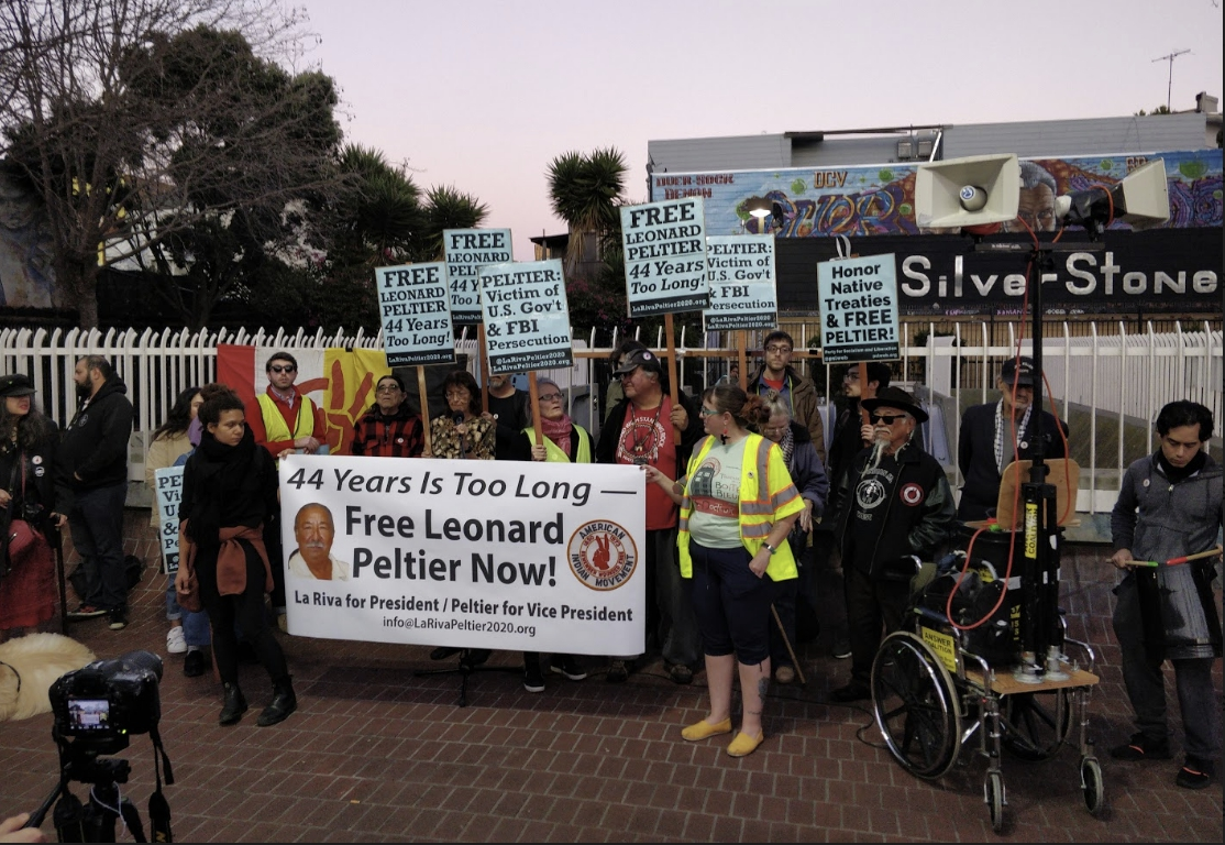 Photo of San Francisco demands release of Leonard Peltier, all political prisoners