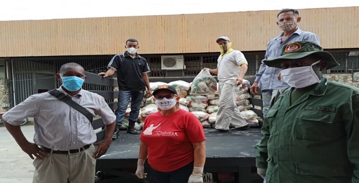 Venezuelan movements warn of U.S. coup danger