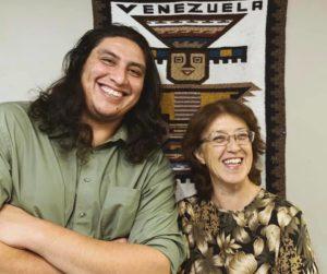 Cortes and PSL Presidential candidate Gloria La Riva.